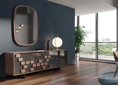 Sideboards - MORGAN sideboard - GUAL DESIGN