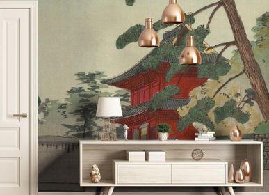Wallpaper - Zojoji Nicchu Panel - ETOFFE.COM