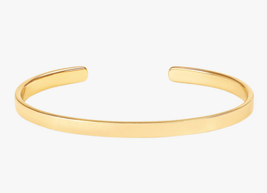 Bijoux - Jonc Bangle - Or light - BANGLE UP