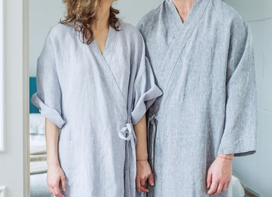 Homewear - liuse bathrobe - LINOO