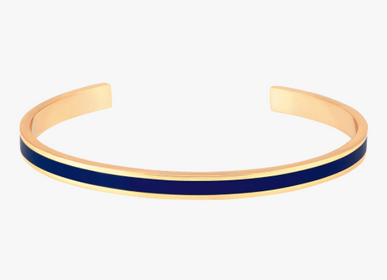 Bijoux - Jonc Bangle - Bleu Nuit - BANGLE UP