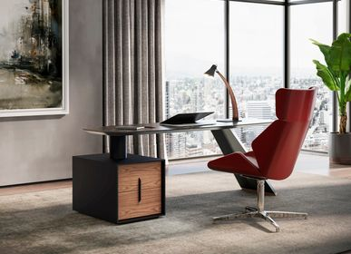 Desks - CROSS desk - GUAL DESIGN