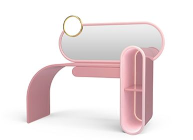 Chambres d'enfants - Bubble Gum Dressing Table - CIRCU