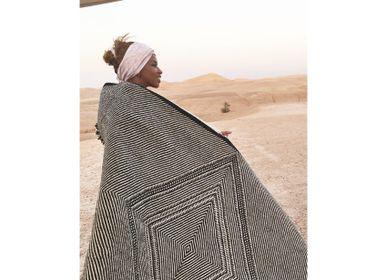 Bespoke - Moroccan Kilim Rug - Diamond Pattern Flatweave #1 - TASHKA RUGS
