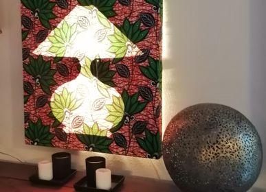 Floor lamps - Wall lamp in trompe l'oeil - MATAPO