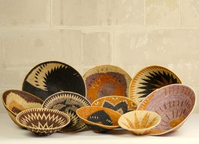 Platter, bowls - Kavango Baskets, Namibia - AS'ART A SENSE OF CRAFTS