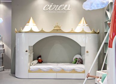 Children's bedrooms - Kings & Queens Castle - CIRCU