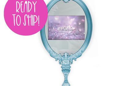 Chambres d'enfants - Blue Magical Mirror with a TV - CIRCU