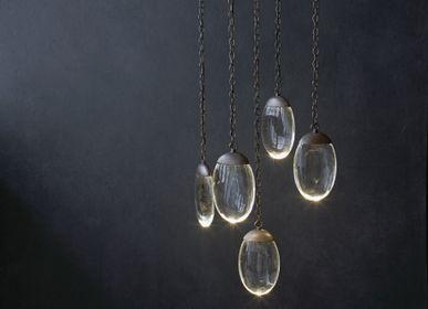 Suspensions - celestial pebble round 5 - OCHRE