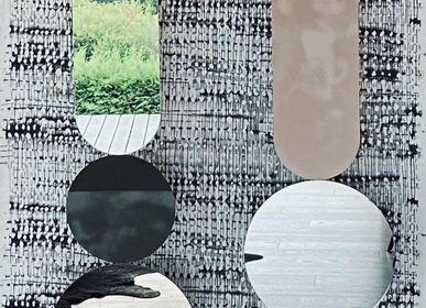 Miroirs - MIROIR SCULPTURE TOTEM  - STUDIO SOL LECCIA