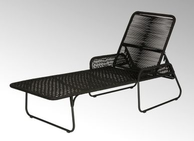 Deck chairs - Amaya sun lounger - LAMBERT