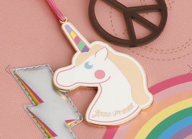 Bags / bookbags - Unicorn Keyring - JEUNE PREMIER