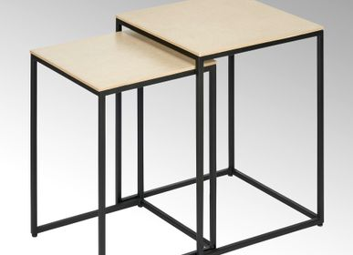 Coffee tables - Amaya side table - LAMBERT
