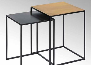 Tables basses - Ensemble de table d'appoint Yuma - LAMBERT