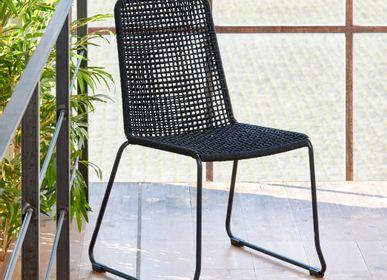 Chaises de jardin - Patti chaise d'extérieur - LAMBERT