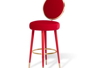 Chairs - GRACEFUL Bar Stool - ROYAL STRANGER