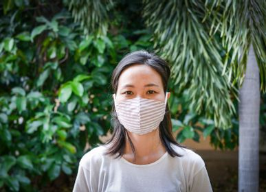 Ready-to-wear - Face masks crafted by refugees - MADE51