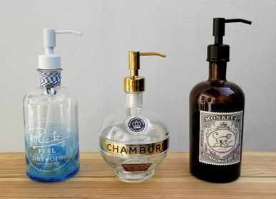 Soaps - Upcycling Soap Dispenser  - OH INTERIOR DESIGN