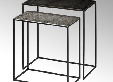 Console tables - Yuki side table set - LAMBERT