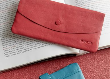 Leather goods - Portland Wallet - KASZER