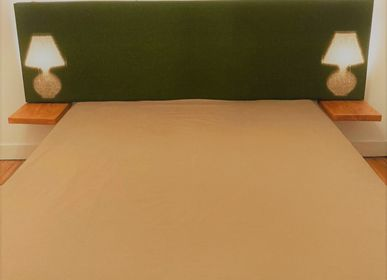 Wall lamps - Built-in headboard, including bedside lamps and bedside tables - MATAPO