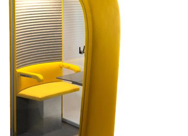 Office furniture and storage - Acoustic Workspace - EVAVAARADESIGN