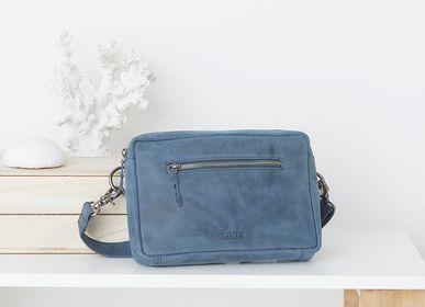 Bags / totes - Wyoming Blue Bag - KASZER