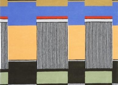 Contemporary -  Plate 111 Rug - ETOFFE.COM