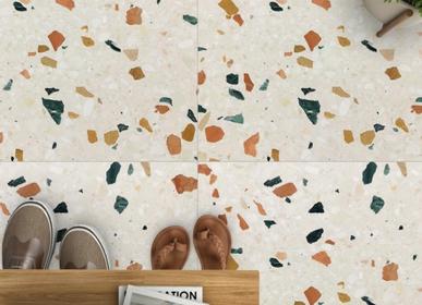 Cement tiles - Siena terrazzo tile - ETOFFE.COM