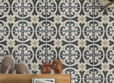 Cement tiles - Lys cement tile - ETOFFE.COM