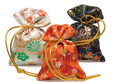 Christmas decoration - Fragrant Sachet Miyako - SHOYEIDO INCENSE CO.