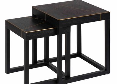 Coffee tables - Simon side table - LAMBERT