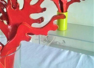Ceramic - Ceramic decorative corals - MARSIA STUDIO CERAMICHE DI MARIELLA SIANO