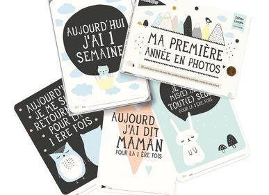 Creative Hobbies - Livrets de cartes photos pour bébés - Milestone TM - MILESTONE TM