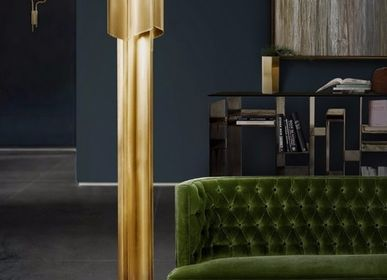 Floor lamps - Cyrus Floor Lamp  - COVET HOUSE
