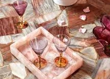 Plateaux - Rose Quartz Tray - VEN AESTHETIC CREATIONS