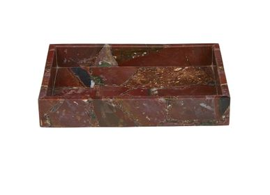 Plateaux - Fancy Jasper Semi-Precious Stone Tray - VEN AESTHETIC CREATIONS