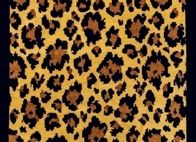 Design - Tapis Leopard 18 - ETOFFE.COM