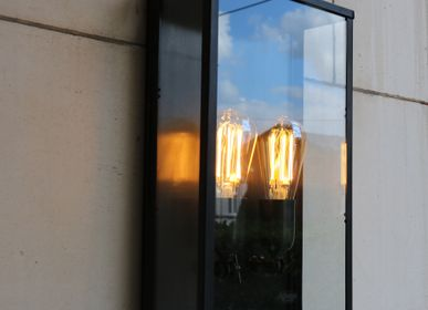 Outdoor wall lamps - Wall light Vitrine  - AUTHENTAGE LIGHTING