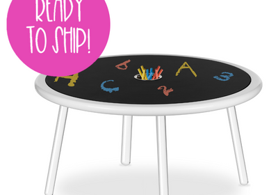 Tables and chairs for children - ILLUSION TABLE - CIRCU