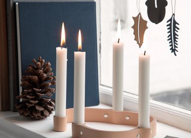 Decorative objects - Belt 4 Candles - BY WIRTH