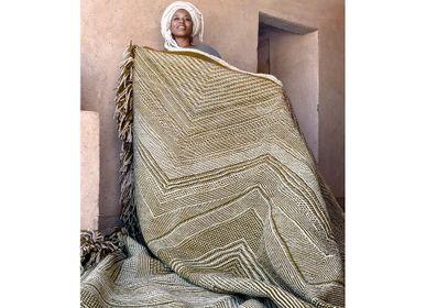 Autres tapis - Tapis de Kilim Marocain - Zigzag Flatweave - TASHKA RUGS
