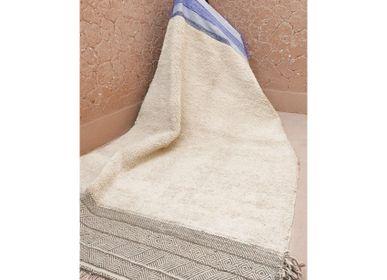 Autres tapis - Tapis marocain - tissage plat et noeud - TASHKA RUGS