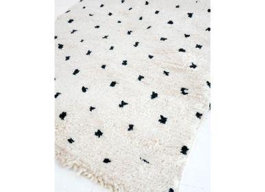 Bespoke -  BENIOUARAIN -  Moroccan Wool Rug - TASHKA RUGS