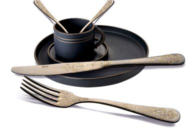 Flatware - ANTIQUE Cutlery - FACE GROUP