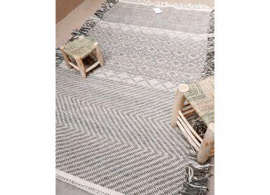 Autres tapis - Tapis marocain Kilim - Motif Zanfi - TASHKA RUGS