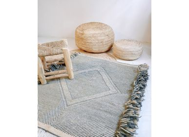 Bespoke - Moroccan Small Kilim Rug - Diamond Pattern Flatweave #2 - TASHKA RUGS
