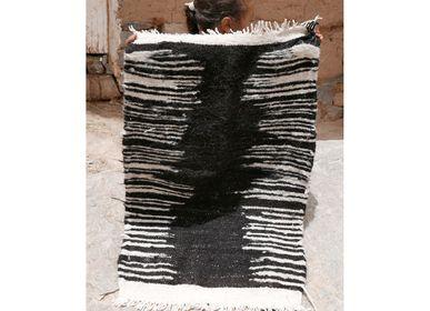 Autres tapis - Petit tapis marocain Kilim - Minimal  - TASHKA RUGS
