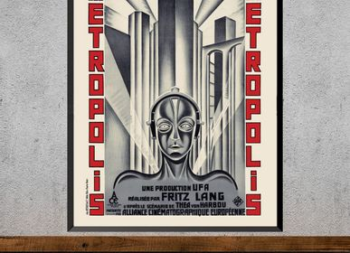 Poster - POSTER METROPOLIS AVAILABLE IN 2 FORMATS - BILLPOSTERS