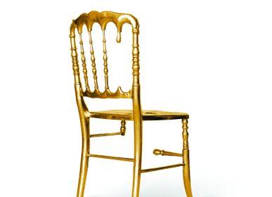 Chaises - Chaise EMPORIUM GOLD - BOCA DO LOBO